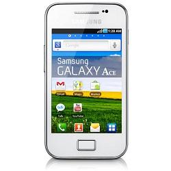 Usuñ simlocka kodem z telefonu Samsung Galaxy Ace