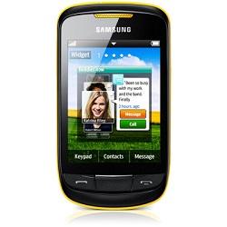 Usuñ simlocka kodem z telefonu Samsung S3850 Corby II