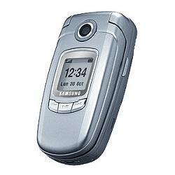 Usuñ simlocka kodem z telefonu Samsung E736