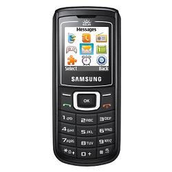Usuñ simlocka kodem z telefonu Samsung E1107 Crest Solar
