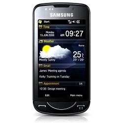 Usuñ simlocka kodem z telefonu Samsung B7610 OmniaPRO
