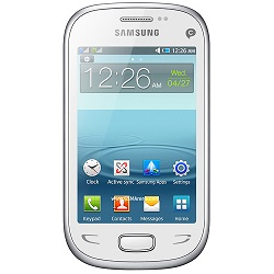 Usuñ simlocka kodem z telefonu Samsung Star Deluxe Duos S5292