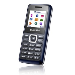 Usuñ simlocka kodem z telefonu Samsung E1110