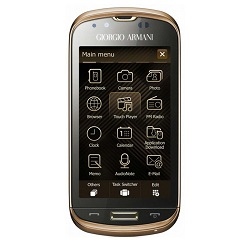 Usuñ simlocka kodem z telefonu Samsung B7620 Giorgio Armani