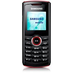 Usuñ simlocka kodem z telefonu Samsung E2120