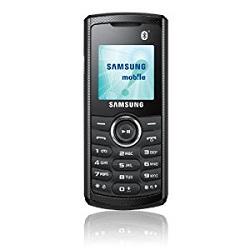 Usuñ simlocka kodem z telefonu Samsung E2121