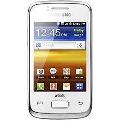 Usuñ simlocka kodem z telefonu Samsung S6102 Galaxy Y Duos