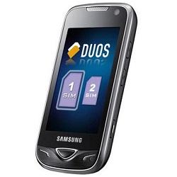 Usuñ simlocka kodem z telefonu Samsung B7722