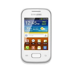 Usuñ simlocka kodem z telefonu Samsung Galaxy Pocket Duos S5302