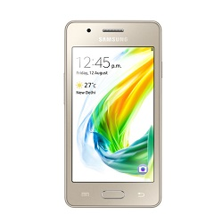 Usuñ simlocka kodem z telefonu Samsung Z2