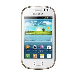 Usuñ simlocka kodem z telefonu Samsung Galaxy Fame S6810