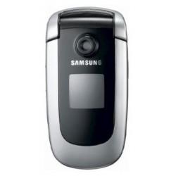 Usuñ simlocka kodem z telefonu Samsung X660V