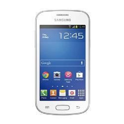 Usuñ simlocka kodem z telefonu Samsung Galaxy Trend Lite S7390