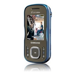 Usuñ simlocka kodem z telefonu Samsung R520 Trill
