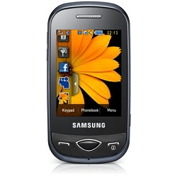 Usuñ simlocka kodem z telefonu Samsung Corby Plus