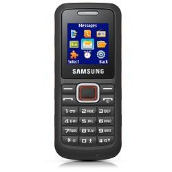 Usuñ simlocka kodem z telefonu Samsung E1130