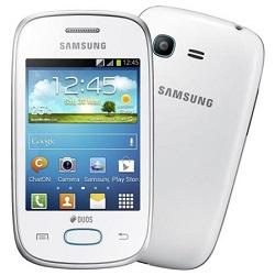 Usuñ simlocka kodem z telefonu Samsung Galaxy Pocket Neo Duos
