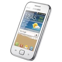 Usuñ simlocka kodem z telefonu Samsung Galaxy Ace Duos S6802