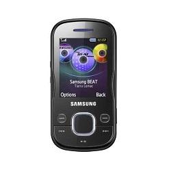 Usuñ simlocka kodem z telefonu Samsung Beat Techno