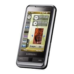 Usuñ simlocka kodem z telefonu Samsung Omnia
