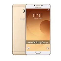 Usuñ simlocka kodem z telefonu Samsung Galaxy C9 Pro