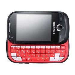 Usuñ simlocka kodem z telefonu Samsung Corby PRO