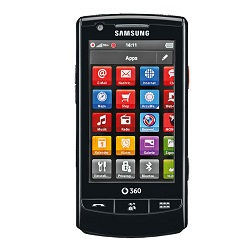 Usuñ simlocka kodem z telefonu Samsung Vodafone 360 M1