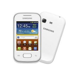 Usuñ simlocka kodem z telefonu Samsung Galaxy Pocket Plus