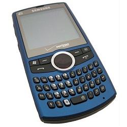 Usuñ simlocka kodem z telefonu Samsung i770 Saga
