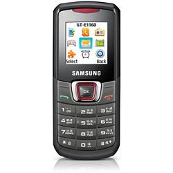 Usuñ simlocka kodem z telefonu Samsung E1160 Guru
