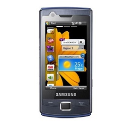 Usuñ simlocka kodem z telefonu Samsung Omnia Lite
