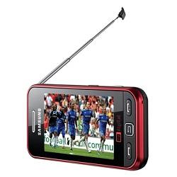 Usuñ simlocka kodem z telefonu Samsung I6220 Star TV