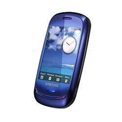 Usuñ simlocka kodem z telefonu Samsung Blue Earth