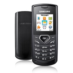 Usuñ simlocka kodem z telefonu Samsung E1170