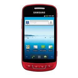 Usuñ simlocka kodem z telefonu Samsung SCH-R720 Admire
