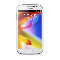 Usuñ simlocka kodem z telefonu Samsung Galaxy Grand I9080