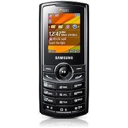 Usuñ simlocka kodem z telefonu Samsung E2232