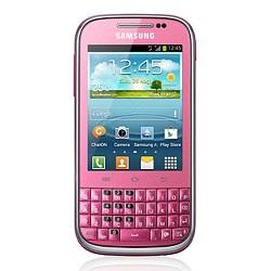 Usuñ simlocka kodem z telefonu Samsung Galaxy Chat B533