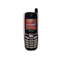 Usuñ simlocka kodem z telefonu Samsung X710