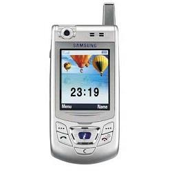 Usuñ simlocka kodem z telefonu Samsung D410