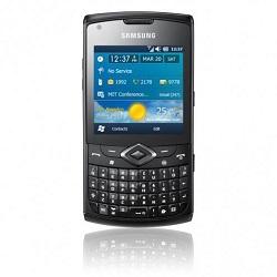 Usuñ simlocka kodem z telefonu Samsung Omnia PRO