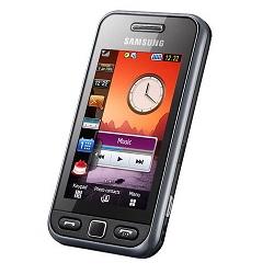 Usuñ simlocka kodem z telefonu Samsung S5230W