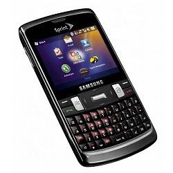 Usuñ simlocka kodem z telefonu Samsung I350 Intrepid