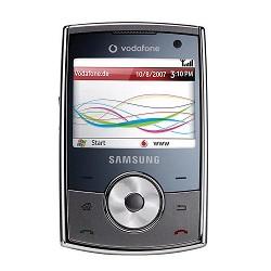 Usuñ simlocka kodem z telefonu Samsung I640V
