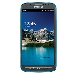 Usuñ simlocka kodem z telefonu Samsung Galaxy SIV Active
