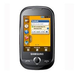 Usuñ simlocka kodem z telefonu Samsung Genio Touch