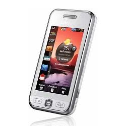 Usuñ simlocka kodem z telefonu Samsung S5233T