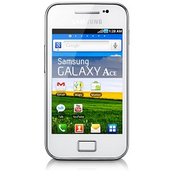 Usuñ simlocka kodem z telefonu Samsung Galaxy Ace us