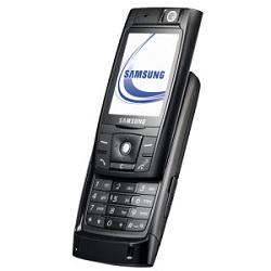 Usuñ simlocka kodem z telefonu Samsung D820