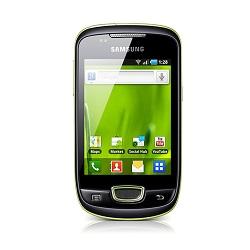 Usuñ simlocka kodem z telefonu Samsung GT-S5570 Mini